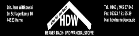 Logo der Firma HDW