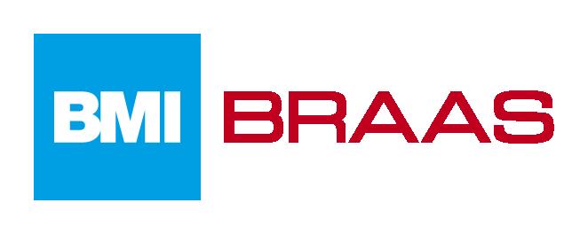 Logo der Firma BMI BRAAS